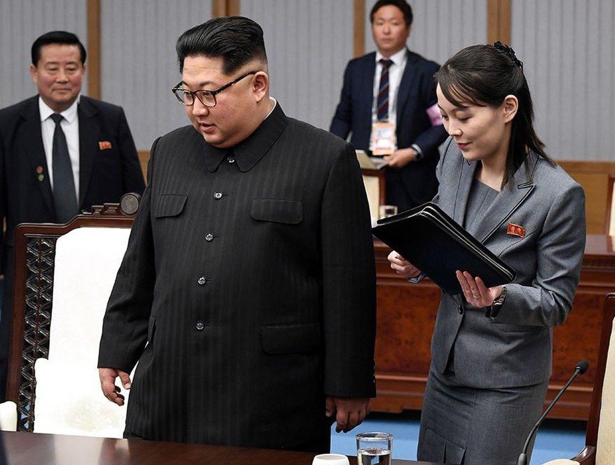СМИ: Ким Чен Ын мог казнить младшую сестру