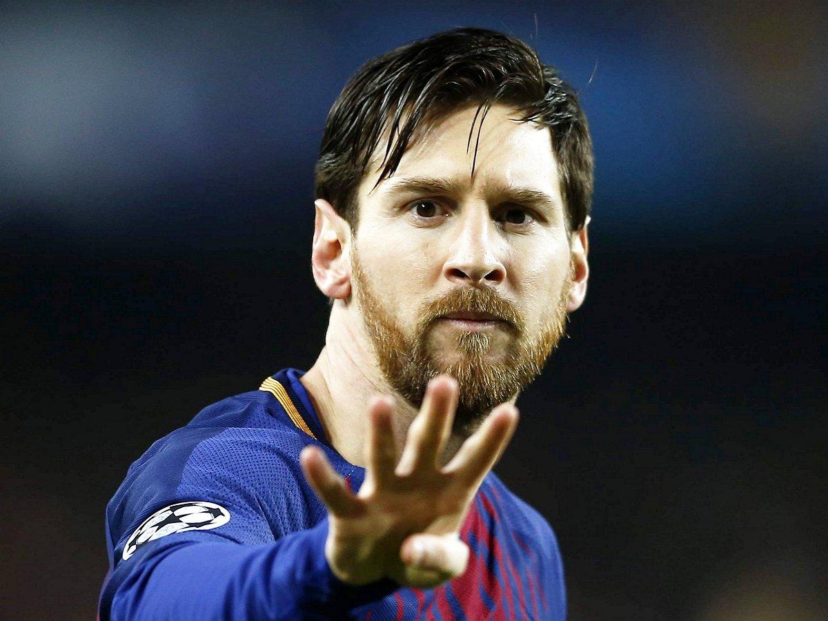 Месси покинет «Барселону»