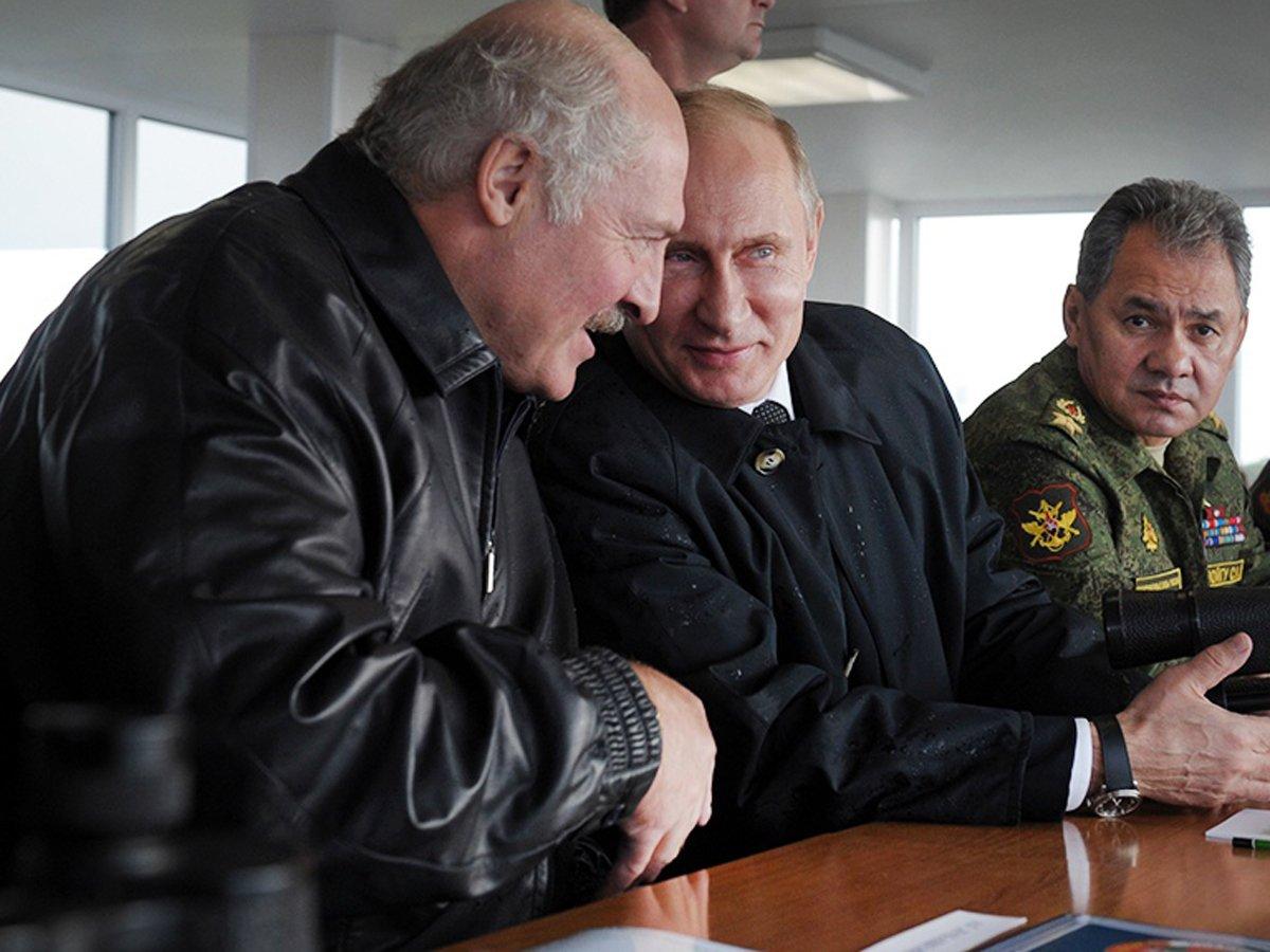 Лукашенко прокомментировал заявление Путина о резерве силовиков