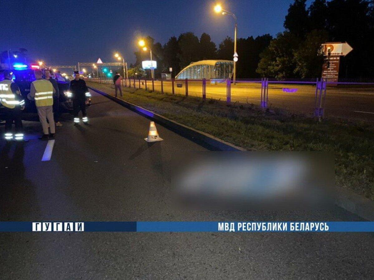 МВД Беларуси сообщило о гибели 19-летнего демонстранта в ДТП