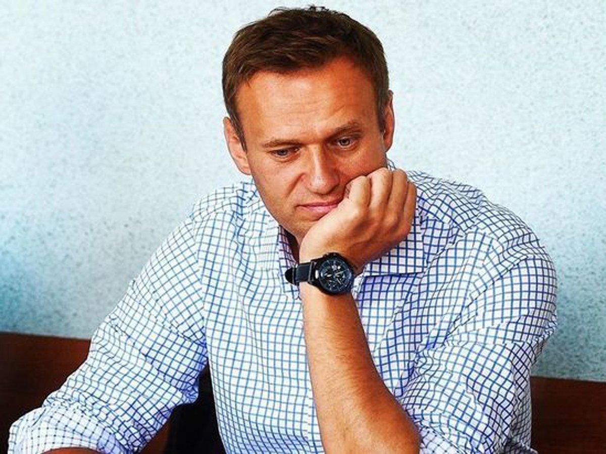 МВД сообщило о проверке из-за госпитализации Навального