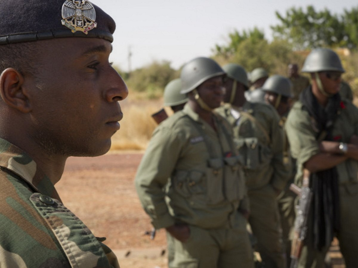 В Мали произошел военный переворот