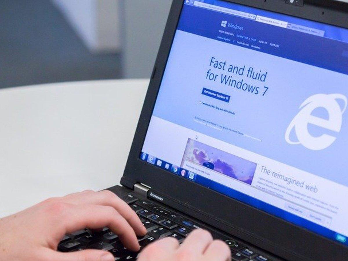 Microsoft похоронит Internet Explorer