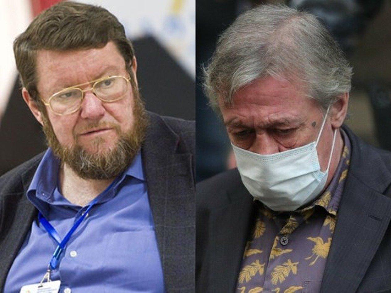 «Прибить бы на месте»: политолог Сатановский набросился на Ефремова