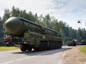 Минобороны назвало условия ядерной атаки