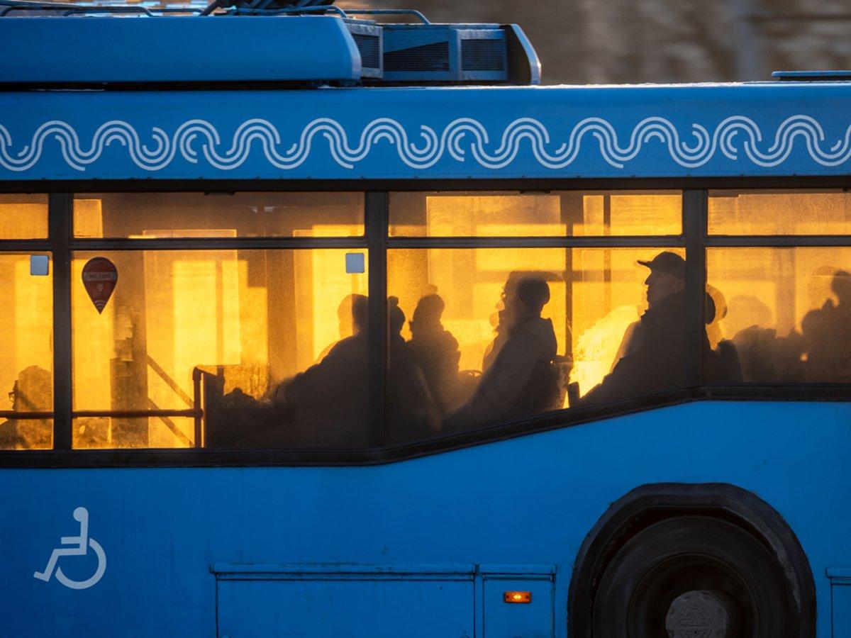 Москва откажется от троллейбусов