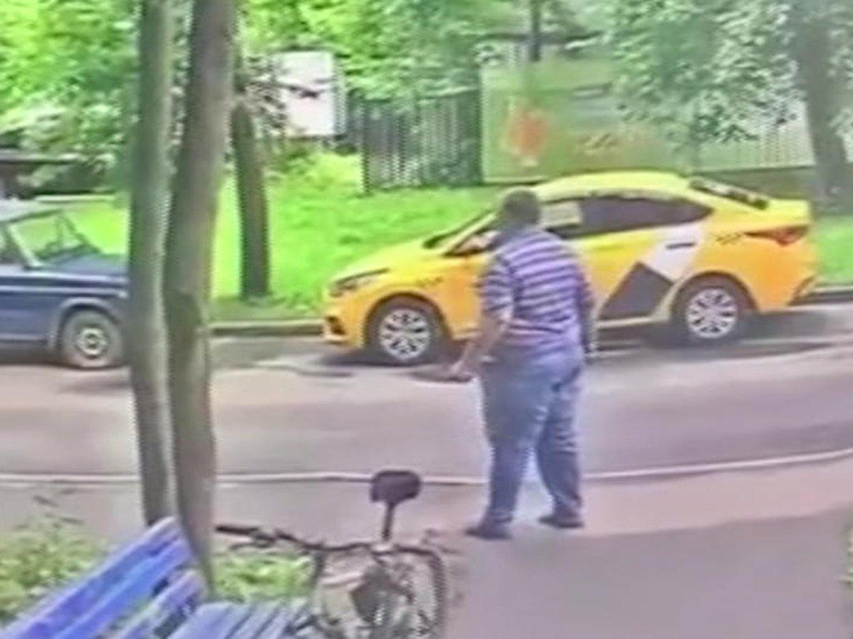 Мужчина с ножом пришел на вписку сына