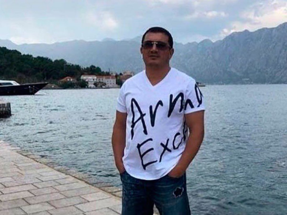 Надир Салифов убит в Анлатии