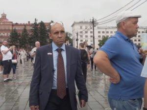 Вымышленный депутат Наливкин