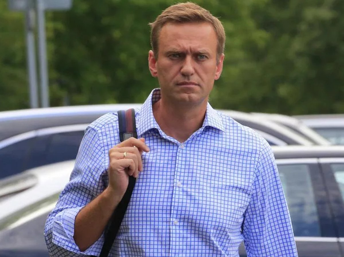 Навальный находится в реанимации с тяжелым отравлением