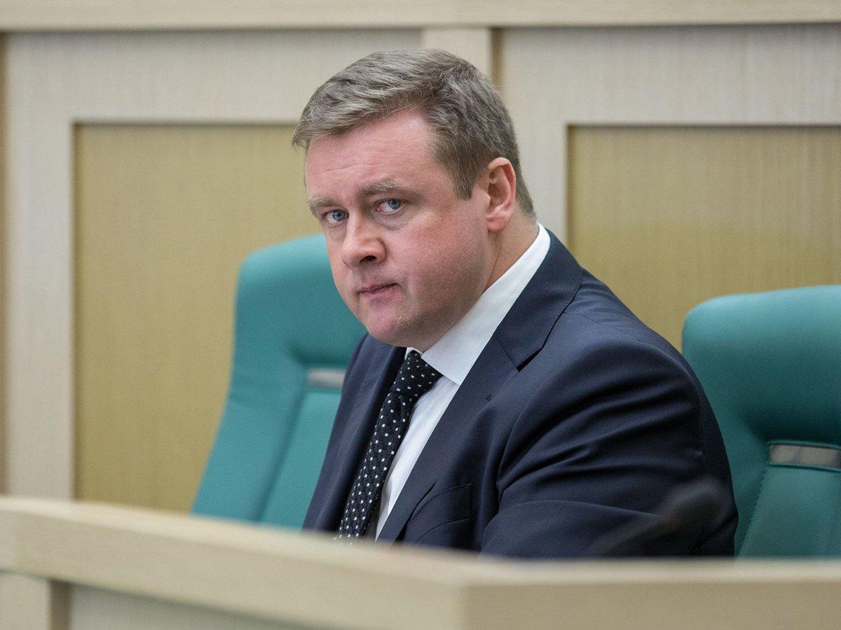 Глава Рязанской области Николай Любимов