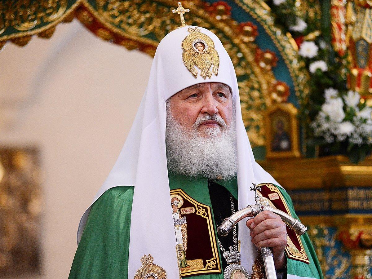 Патриарх Кирилл призвал россиян подумать о конце света