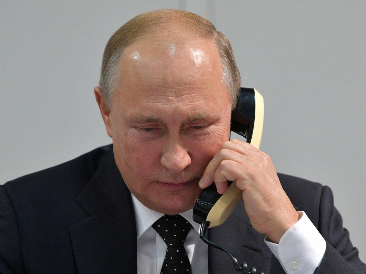Путин высказался о Навальном