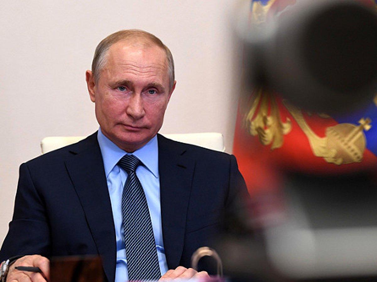 Путин подготовил отряд силовиков
