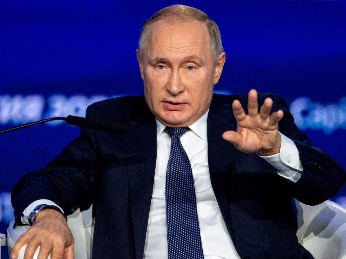 Августовский сюрприз Путина
