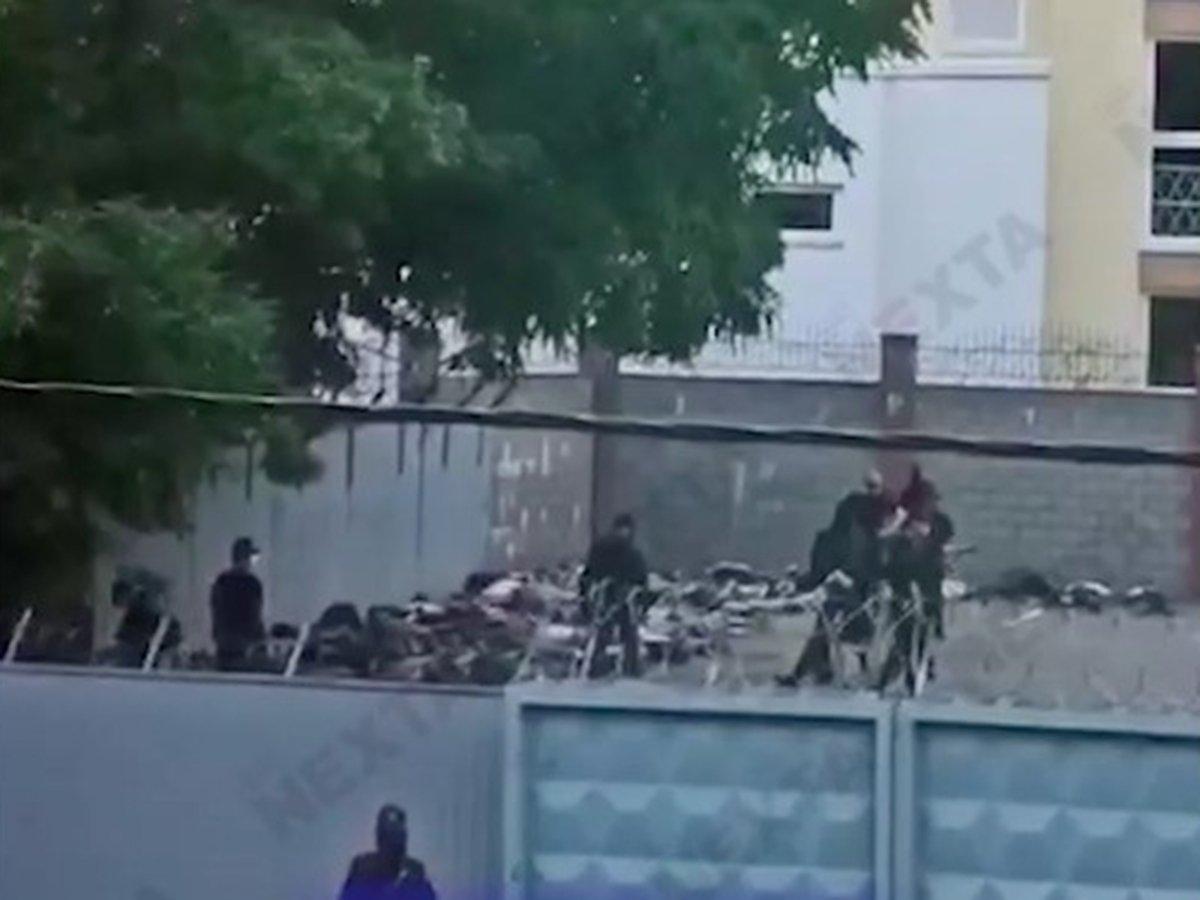 Задержанные РУВД Минск
