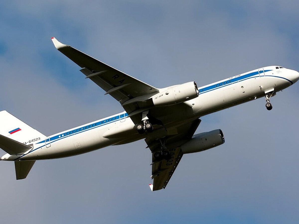 Самолет ФСБ по неизвестной причине побывал в Минске