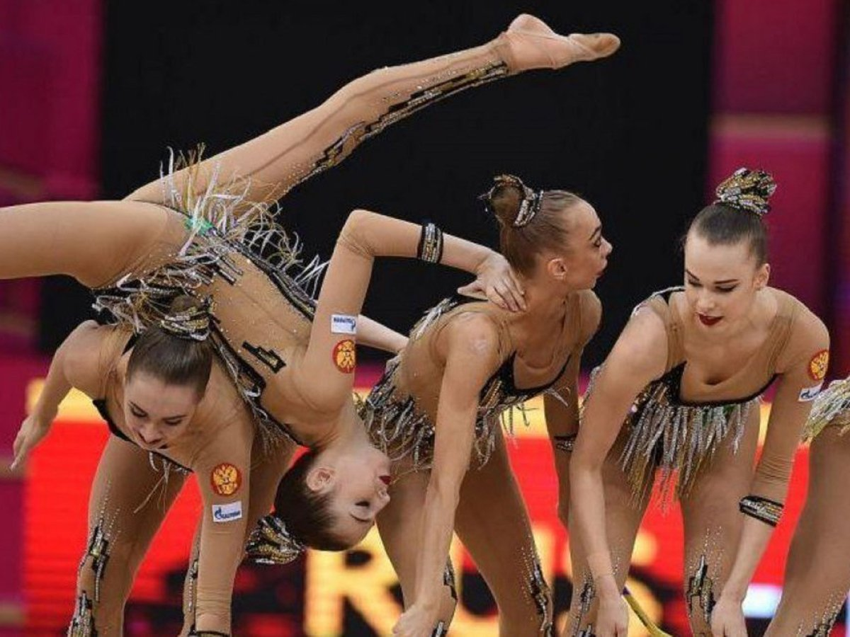 Российские гимнастки отказались ехать в Киев на ЧЕ