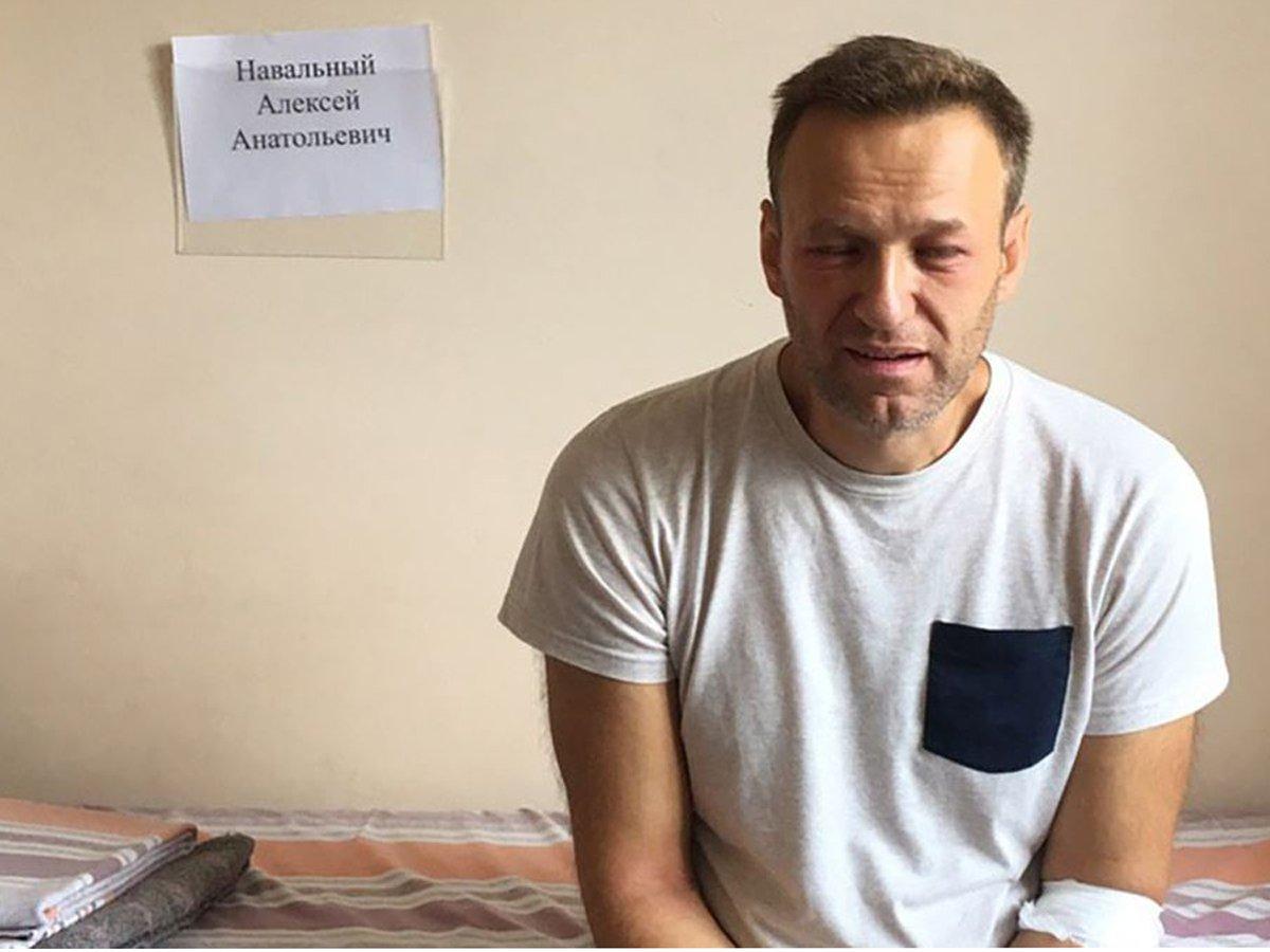 Стало известно о действии обнаруженного в организме Навального вещества