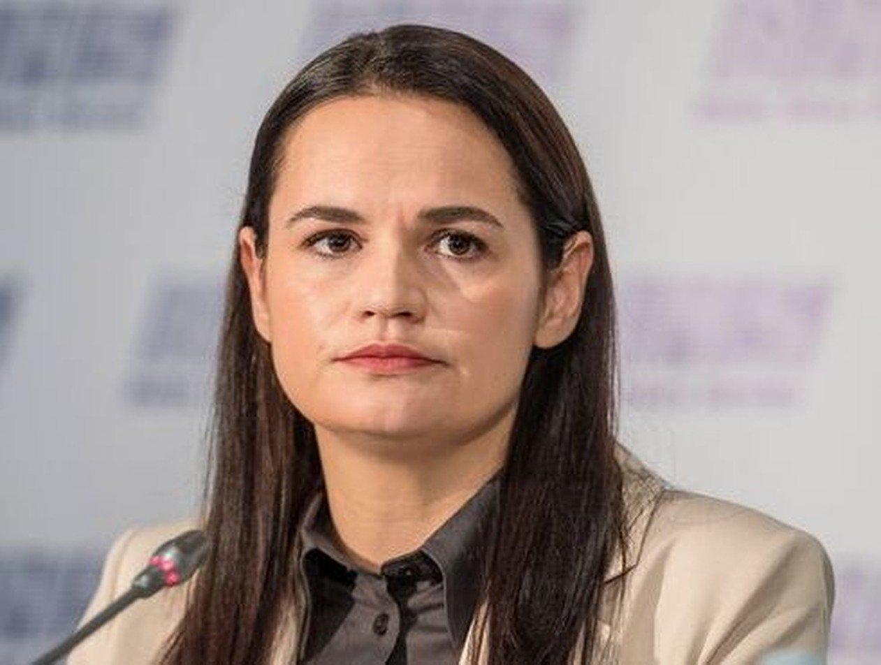 Тихановская выступила в Европарламенте с громким заявлением