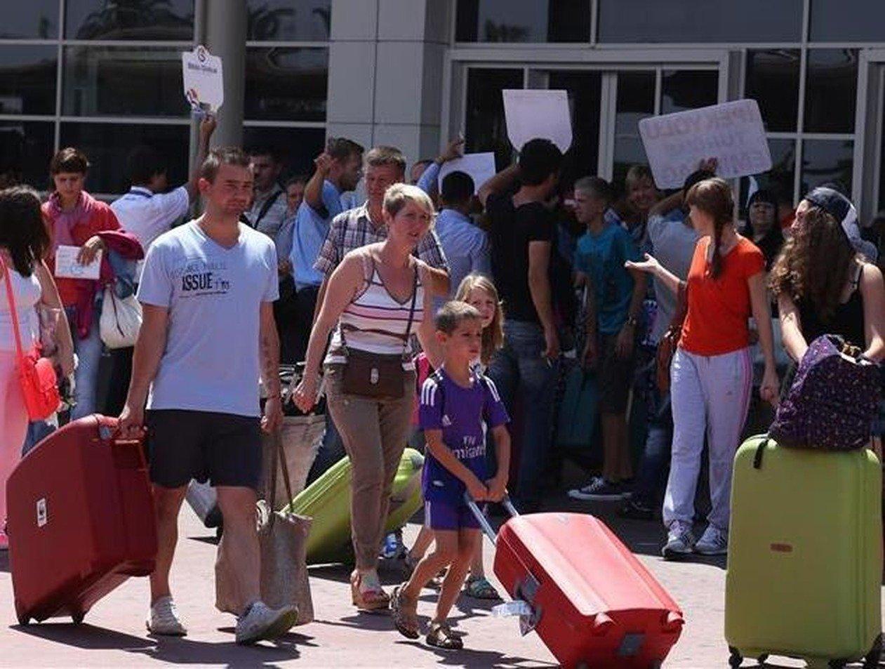 Россиян после отдыха в Турции ждут многотысячные штрафы