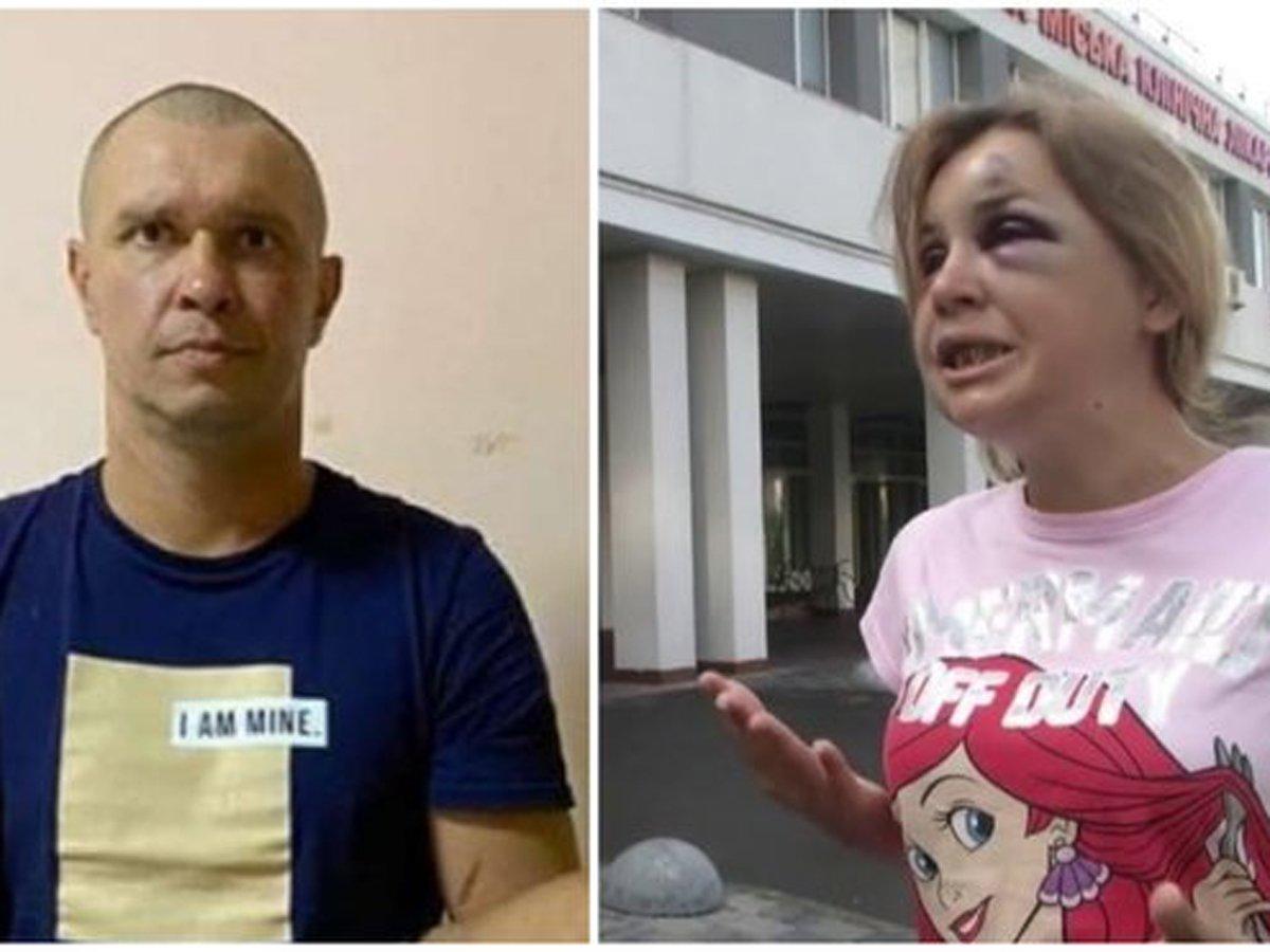 Украинскую телеведущую почти изнасиловали в поезде