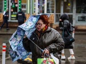 В Москве ожидается сильное похолодание
