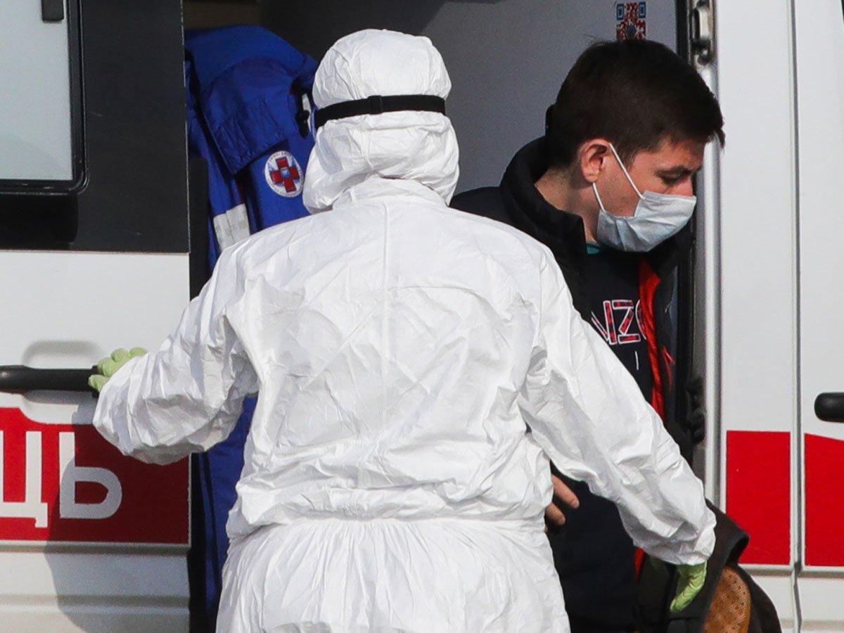В России выявили 5159 случаев коронавируса