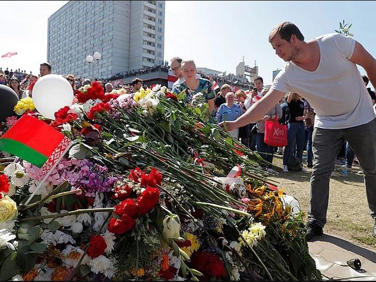 В госпитале умер белорус, раненый во время протестов