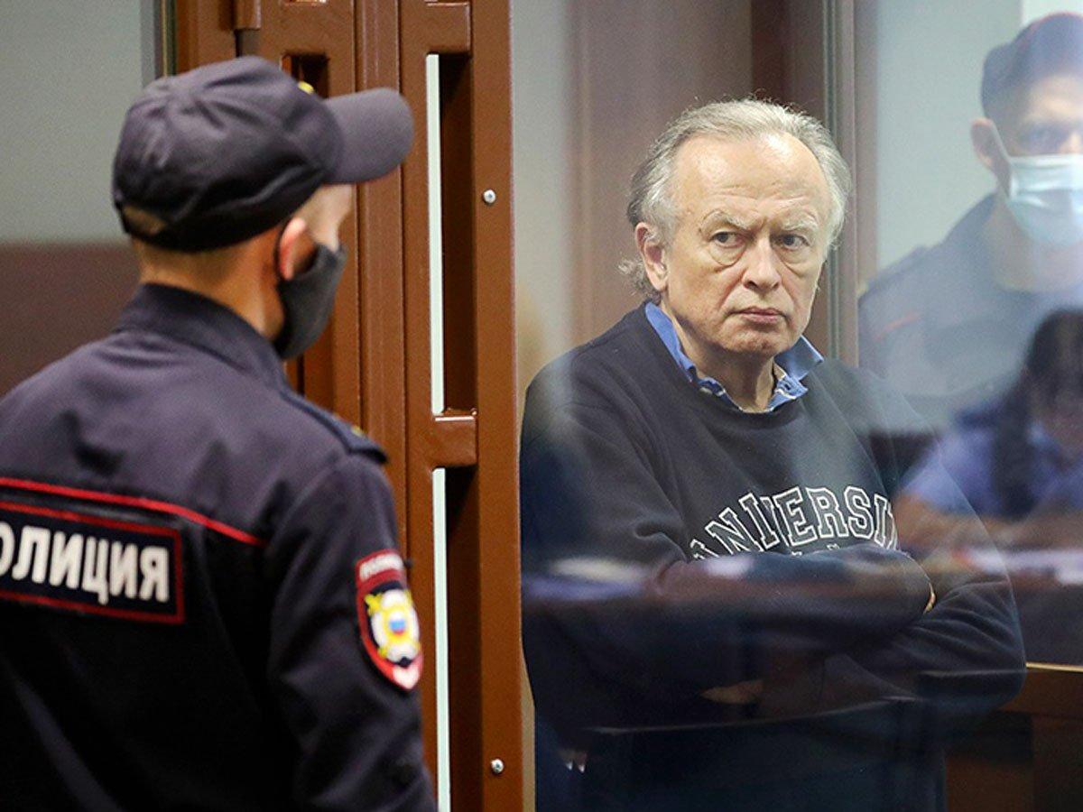 В суде список найденного у историка Соколова