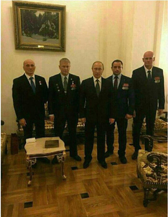 Вагнер в Кремле