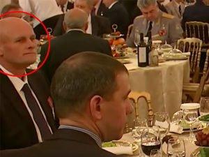 Вагнер Уткин в Кремле