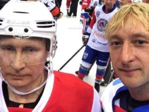 «Я топил и буду топить за Путина»: Плющенко восхитился президентом