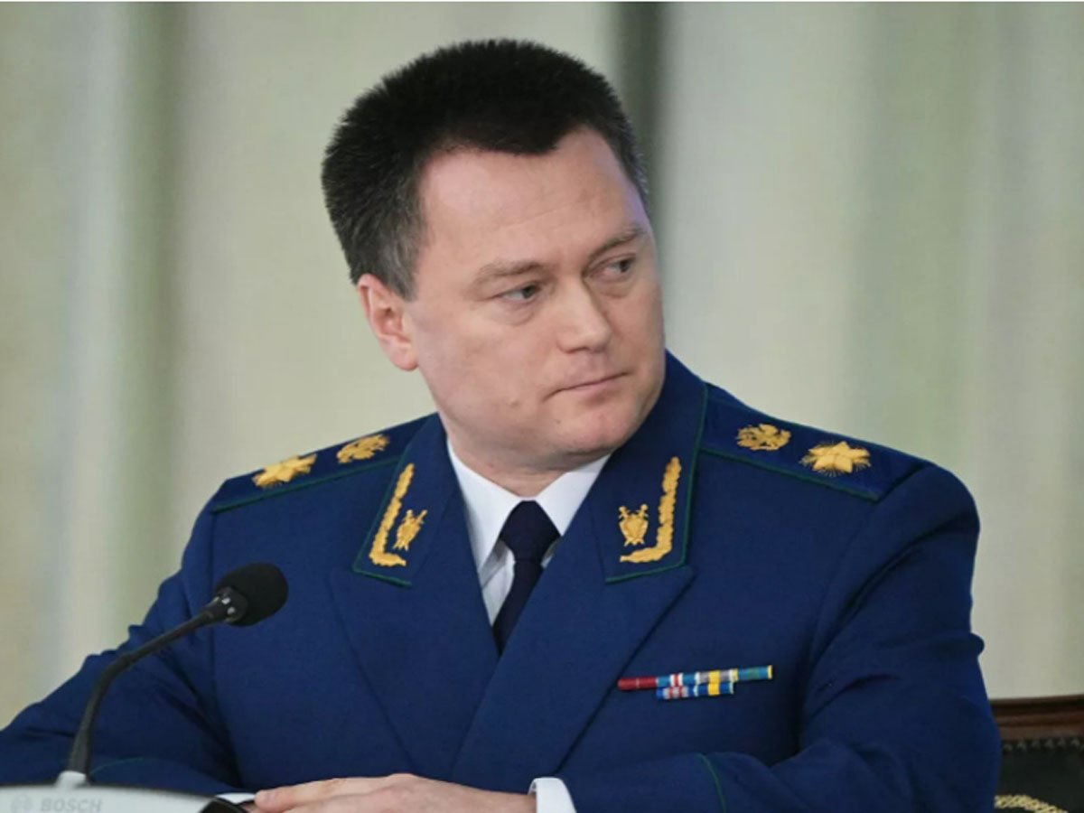 стали известны доходы Генпрокурора России