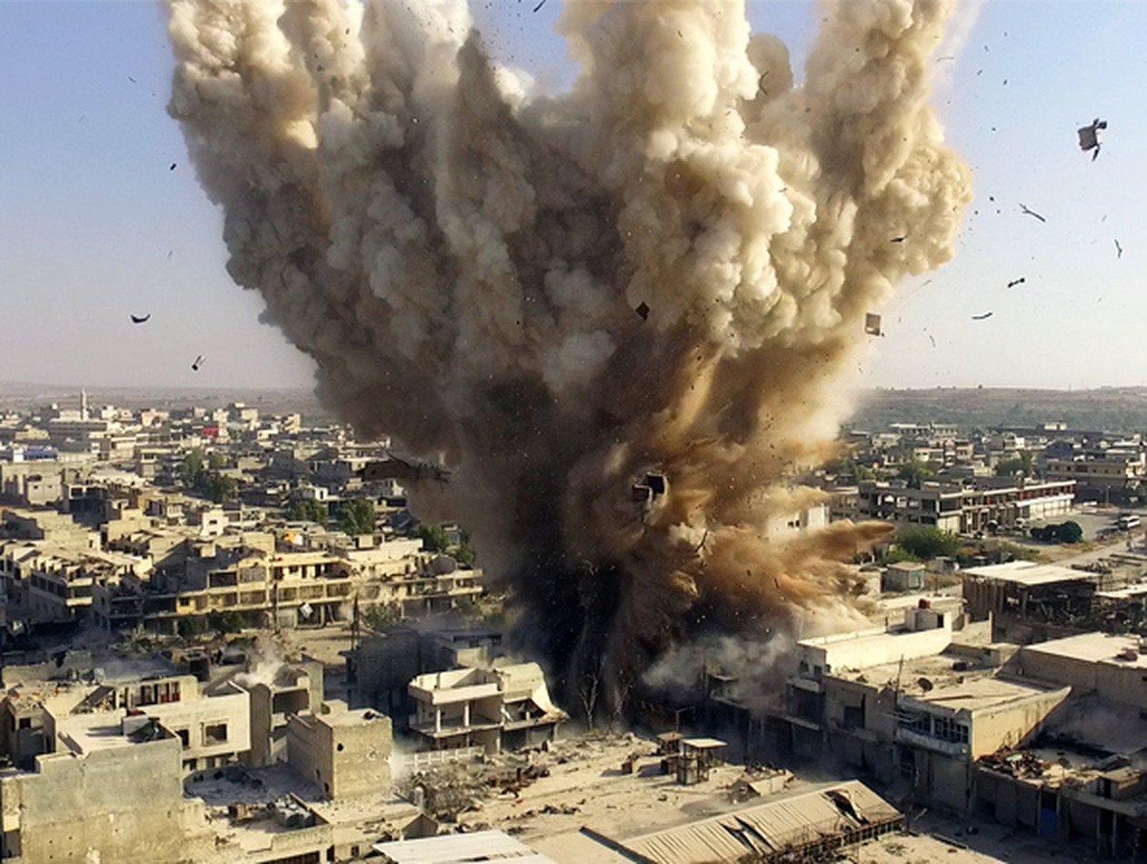Генерал-майор России погиб в Сирии при подрыве автоколонны