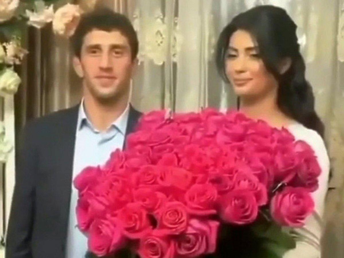 Стали известны подробности скандала на свадьбе борца Сидакова