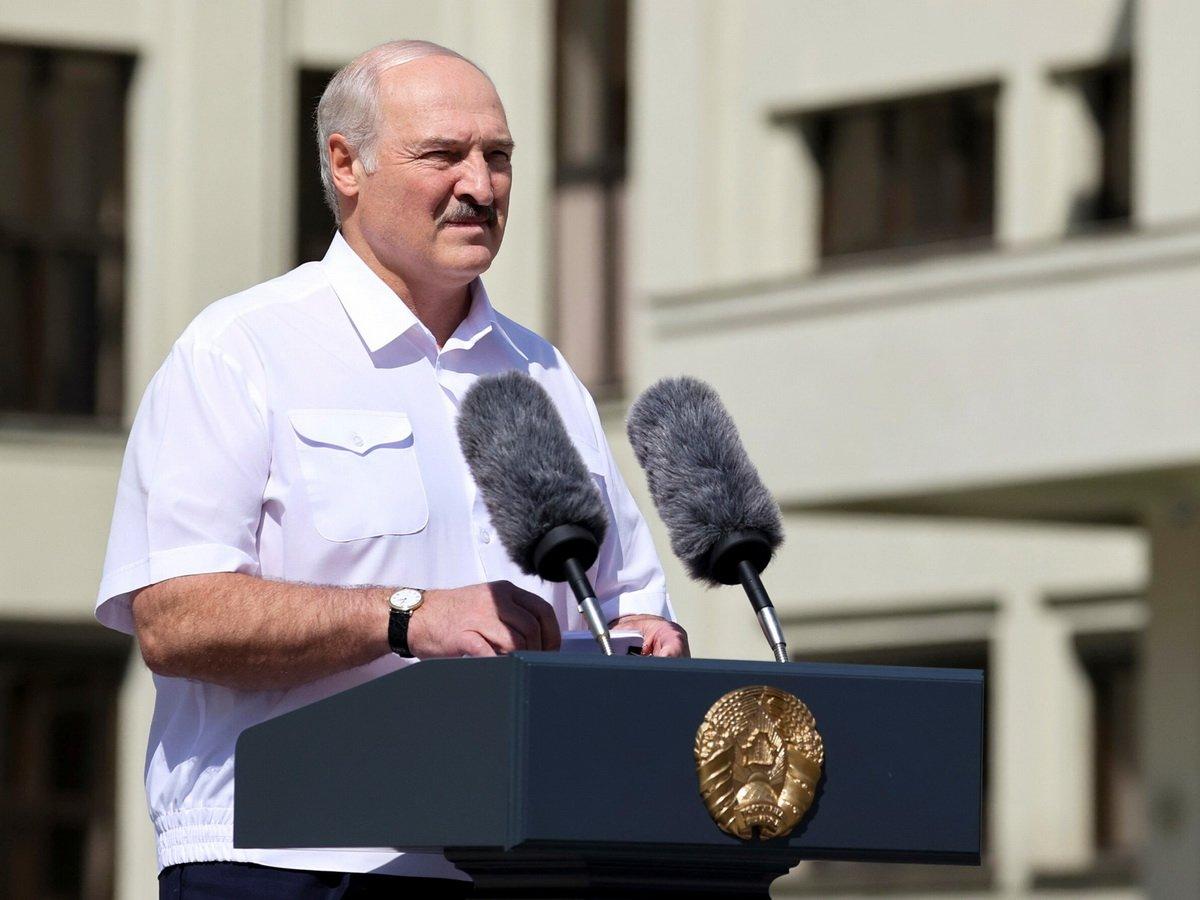 Объявлена инаугурация Лукашенко