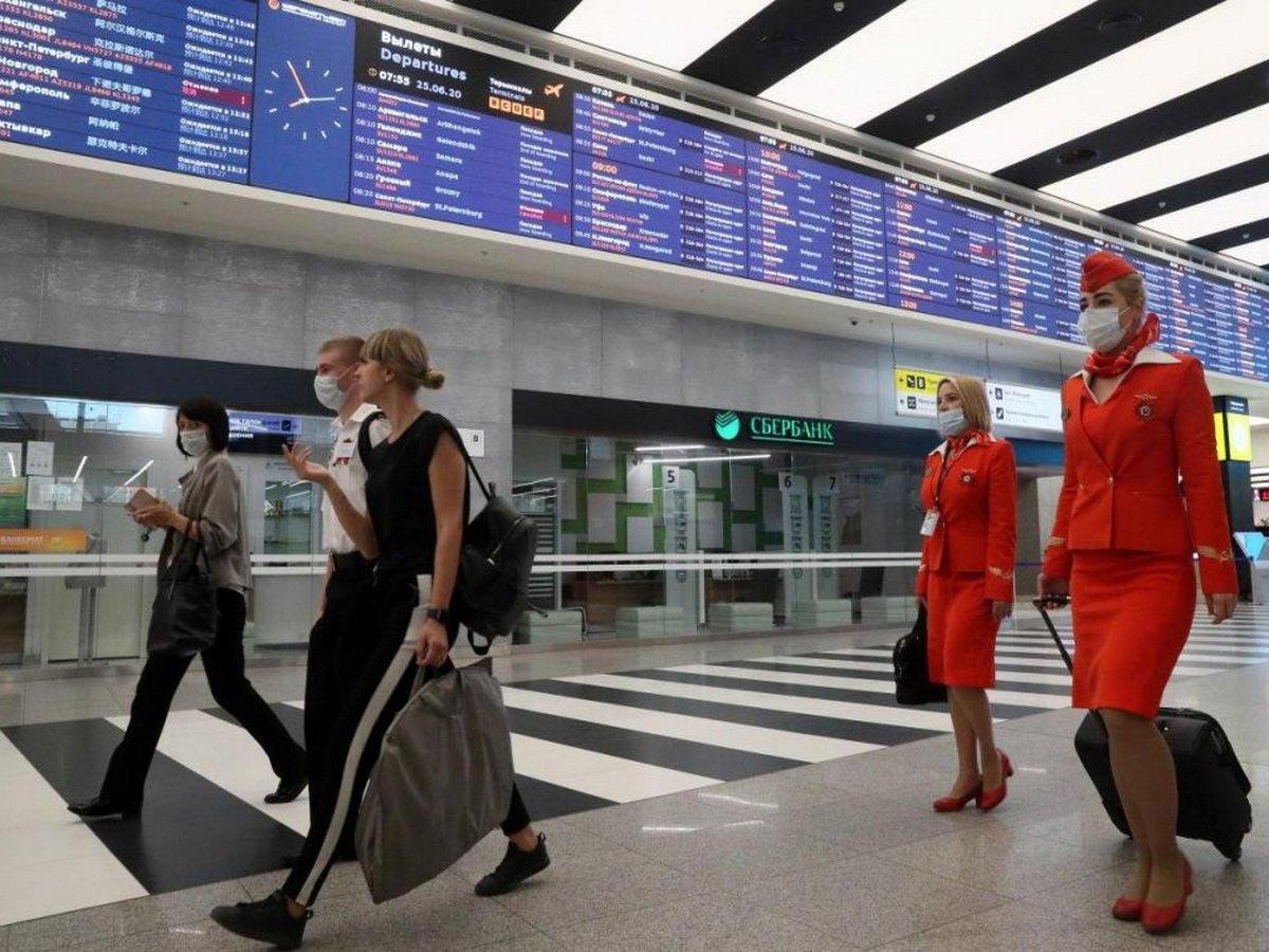 Названы страны, готовые возобновить авиасообщение с Россией
