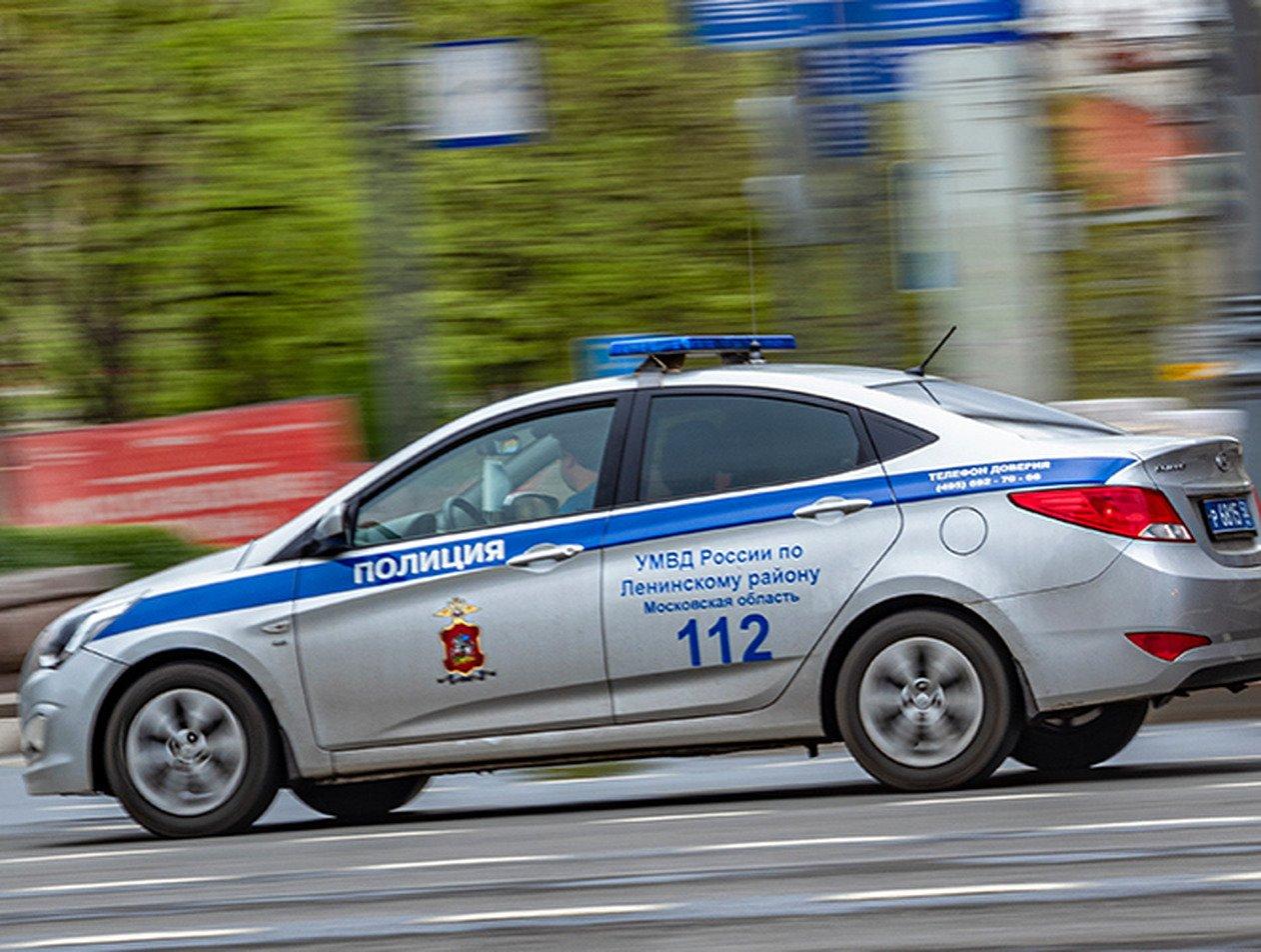 В Кирове полицейские провезли задержанного подростка в багажнике