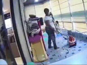 Домработница спасла девочку в Бейруте