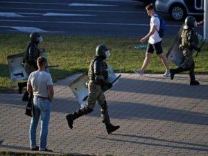 В Белоруссии сообщили о задержании координаторов беспорядков