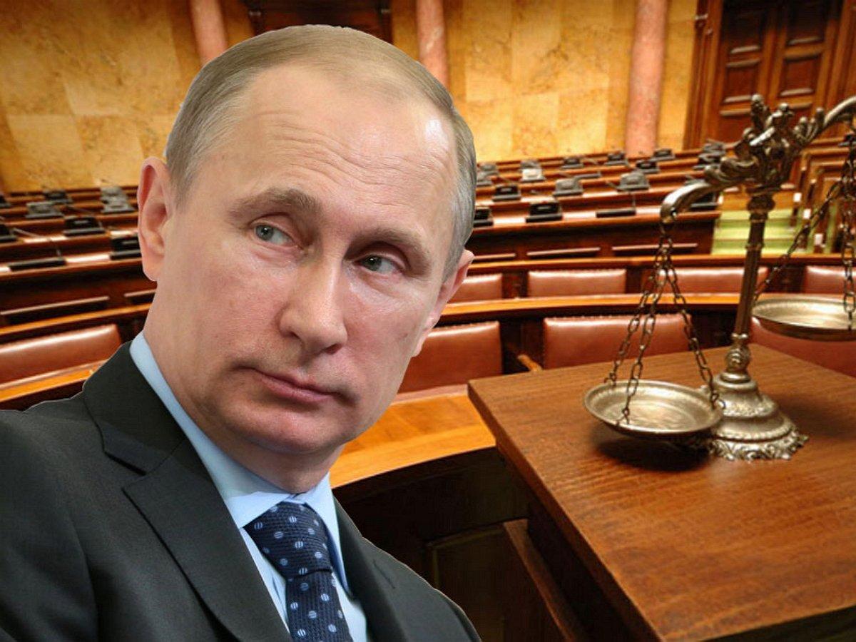 Забайкальцев оштрафовали за надпись «Путин вор» на сопке