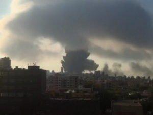 Взрыв в Бейруте: стала известна история появления селитры в порту