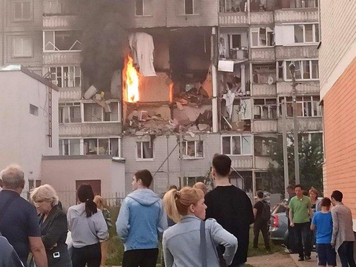 Число погибших при взрыве газа в Ярославле возросло до трех