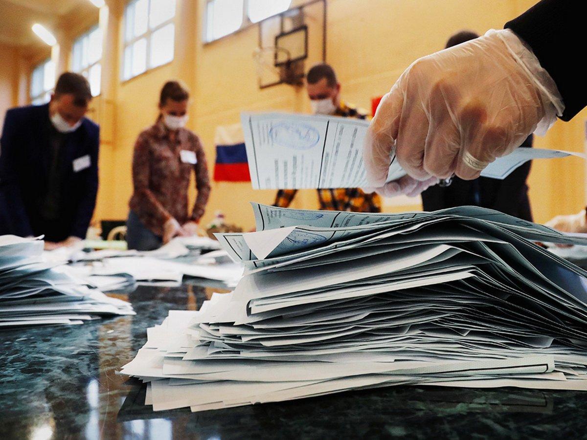 Данные голосовавших по Конституции появились в дарктнете