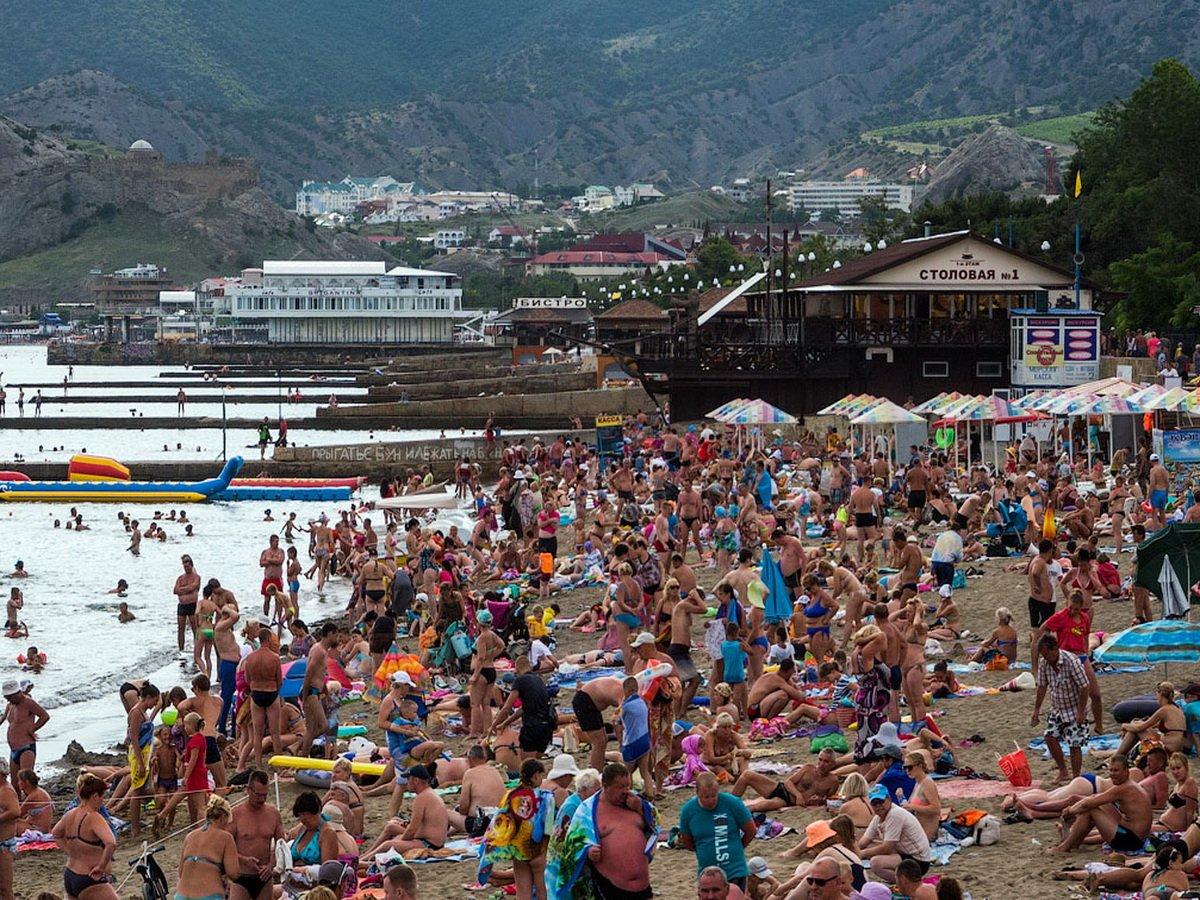 В Крыму увеличилось количество болеющих коронавирусом