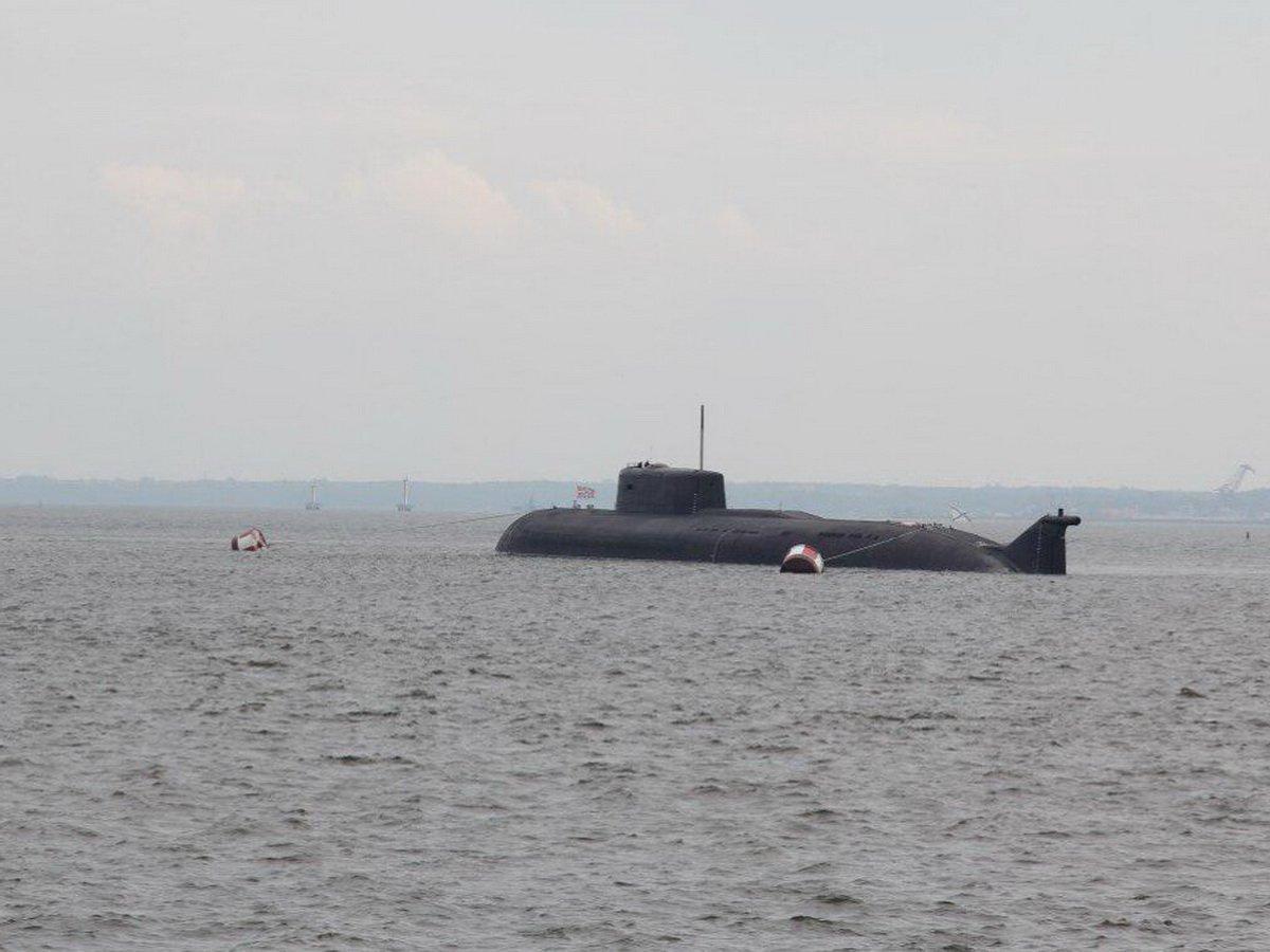 В США заявили о всплывшей российской подлодке