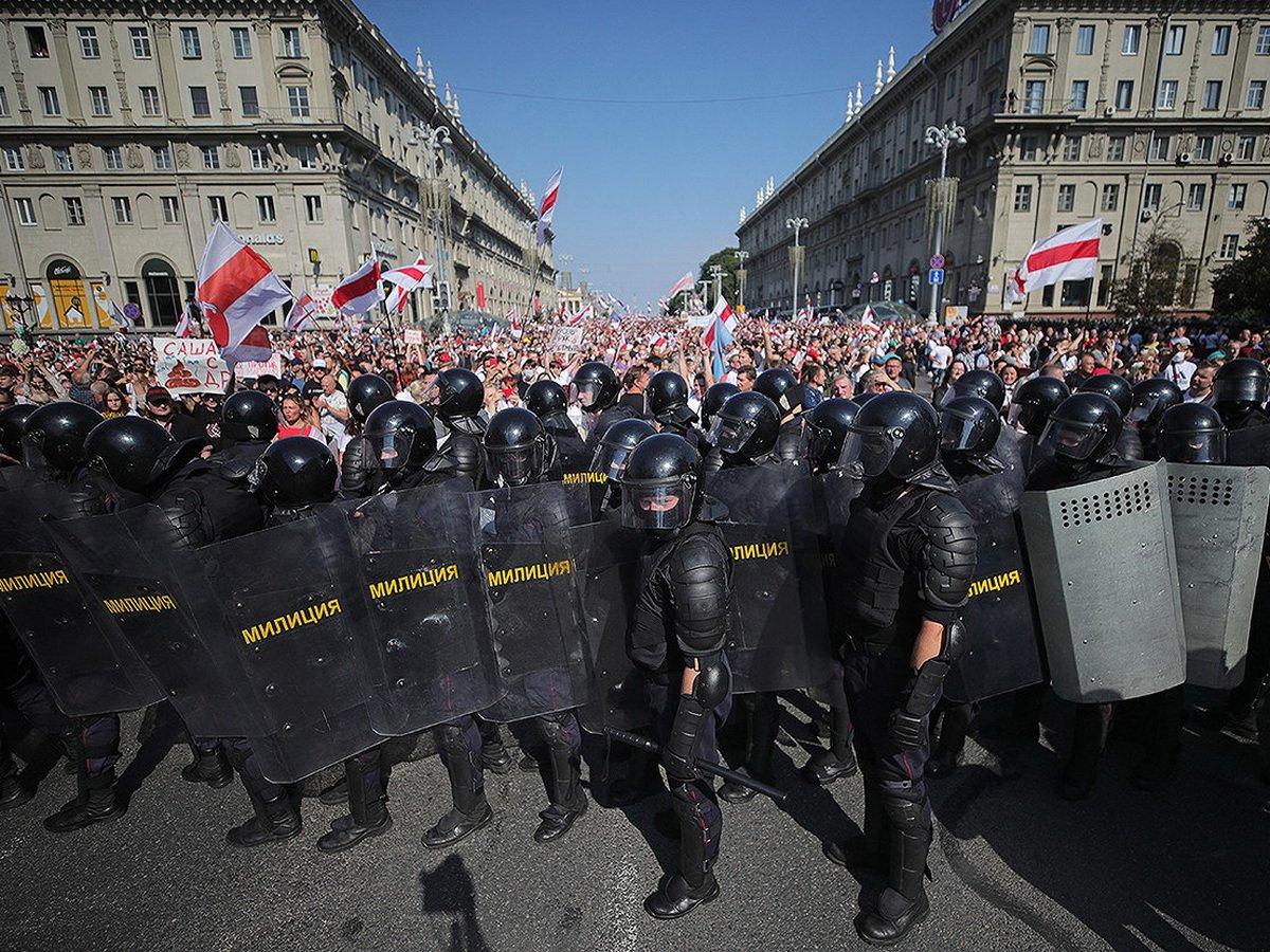 В Беларуси отвергли возможность переговоров с оппозицией