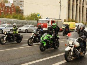 рост штрафов для владельцев шумных мотоциклов
