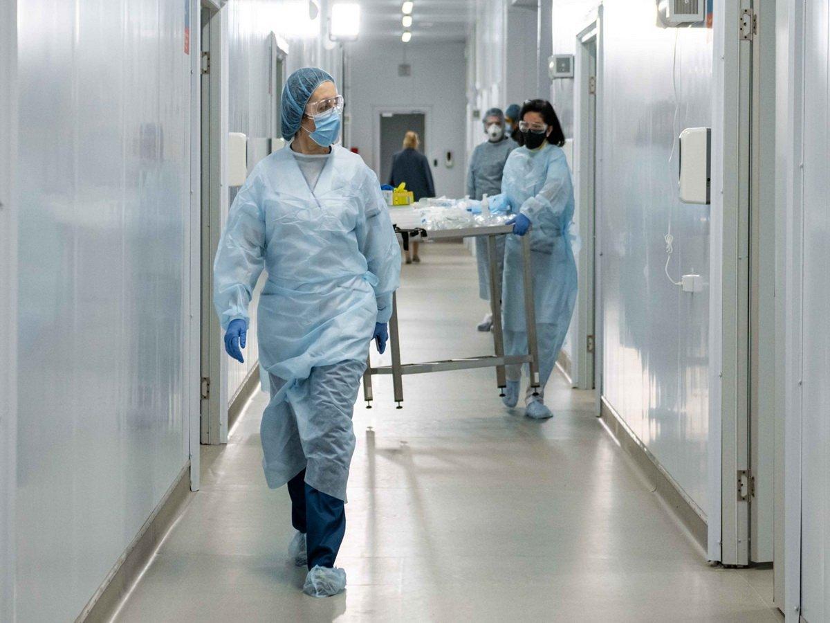 В больницах Крыма ротавирус